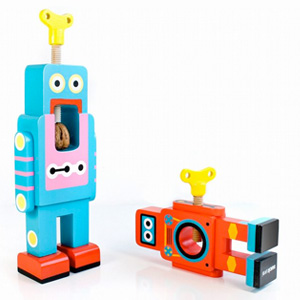 核桃钳子机器人