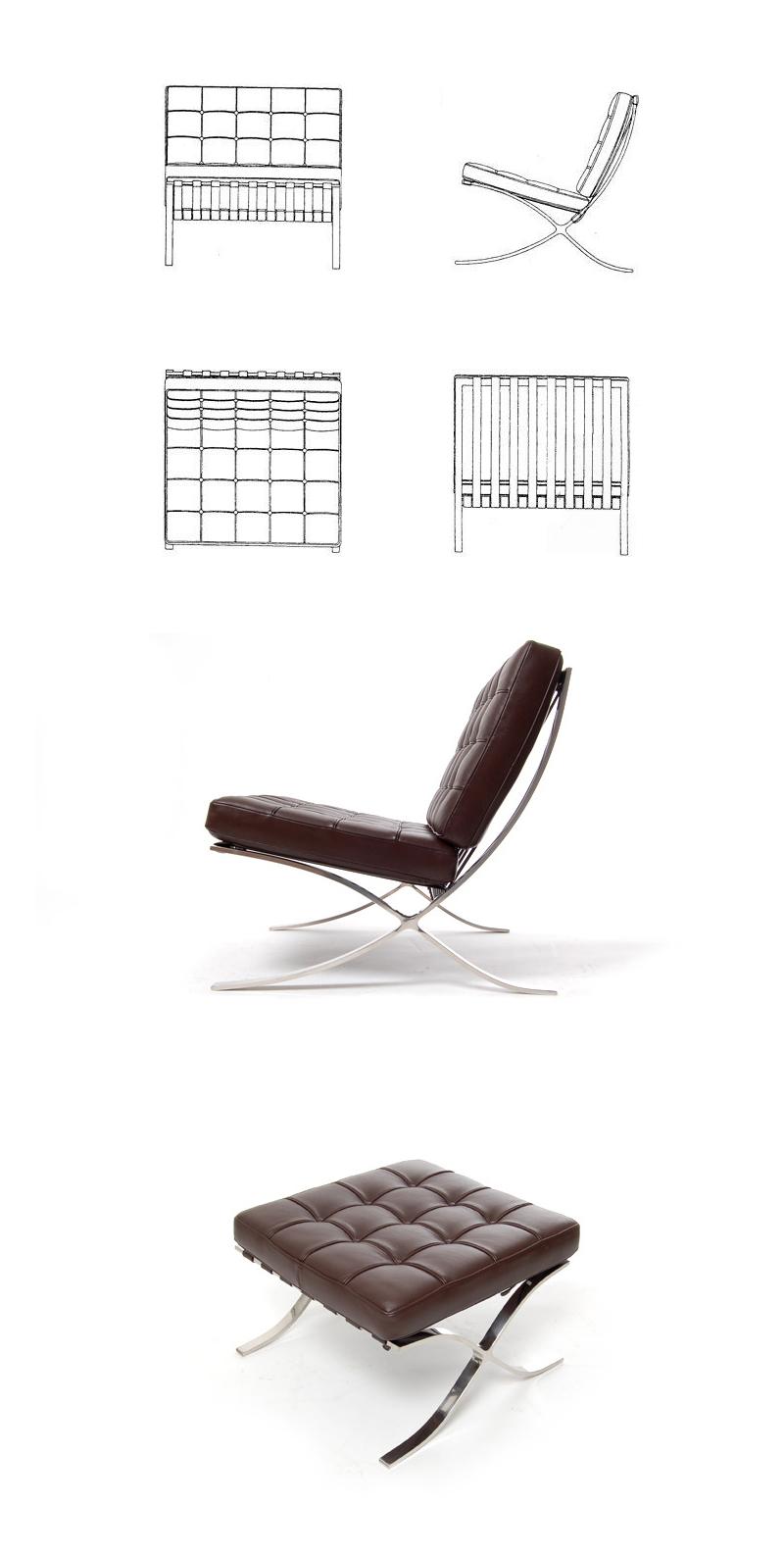 Barcelona-Chair-design