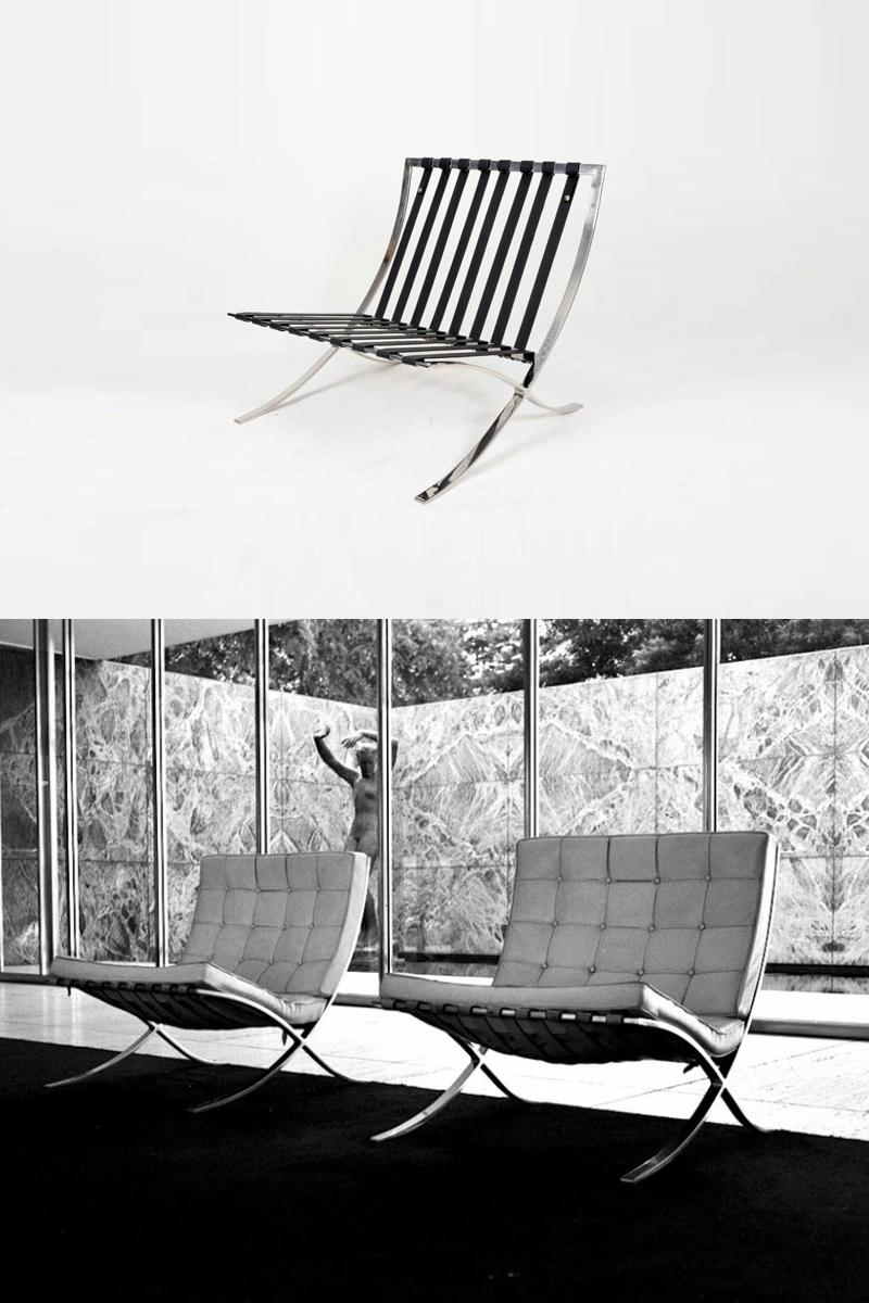 Barcelona-Pavilion-Chair-design
