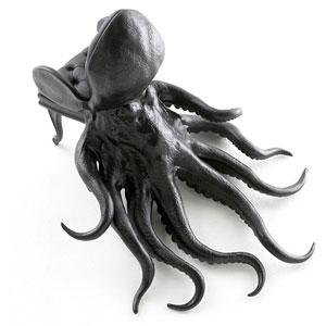 哥特暗黑的章鱼动物座椅