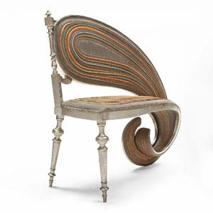 手风琴椅子