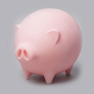 会长大的小猪存钱罐
