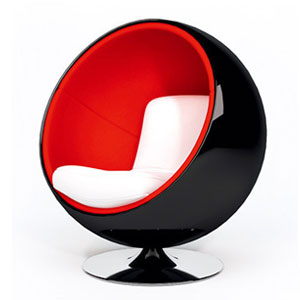 圆形太空球椅 Ball chair