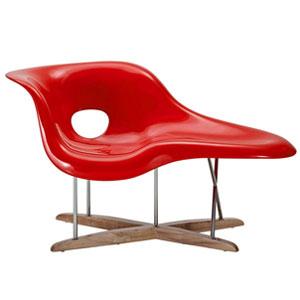 伊姆斯躺椅 Eames La Chaise