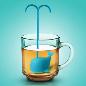 鲸鱼潜水茶包漏