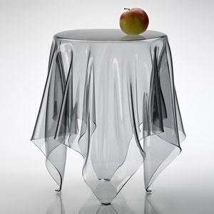看不见的悬浮桌子