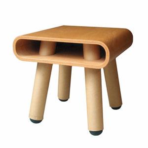 可以做收纳的凳子