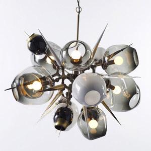 Lindsey Adelman精美致极的造灯艺术